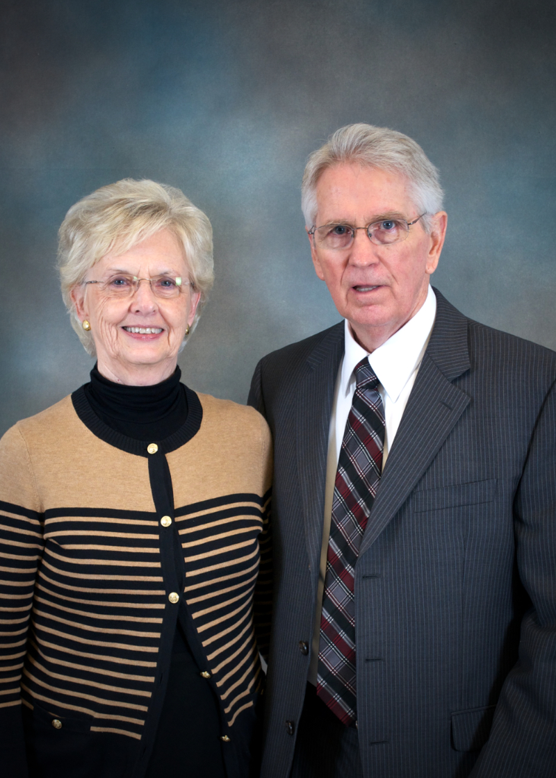 Pastor Brothers of Gill Grove Baptist Church