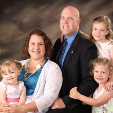 McCracken family - Rock of Ages Ministries