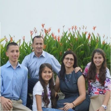 Schrock family - Missionaries to Cambodia